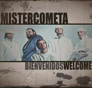 """Mistercometa """"Bienvenidoswelcome"""" Shiroten records 2010, rec bases"""